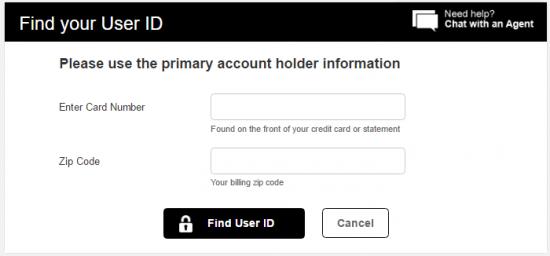 Pay Bananenrepublik Kreditkarte online