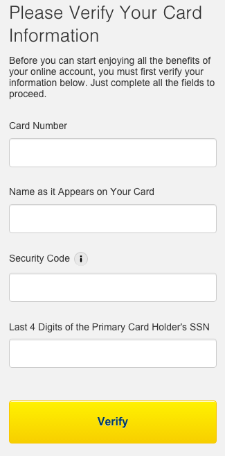 Best Buy Credit Card - Login 6