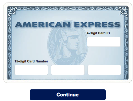 how to cancel american express card online