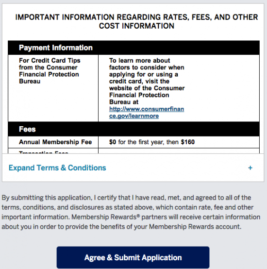 How To Apply For The Amex Gold Credit Card