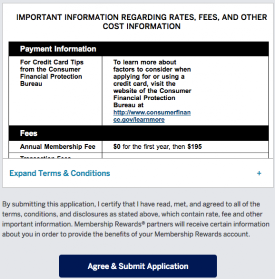 How to Apply for the Amex Premier Rewards Gold Credit Card
