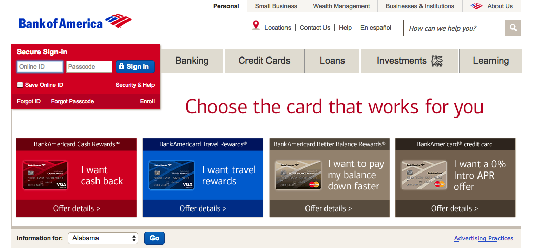 Alaska Credit Card Login >> Alaska Airlines Visa Signature/Platinum Plus Credit Card ...