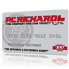 PC Richard & Son Credit Card
