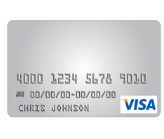 Elk River Bank Secured Visa Credit Card