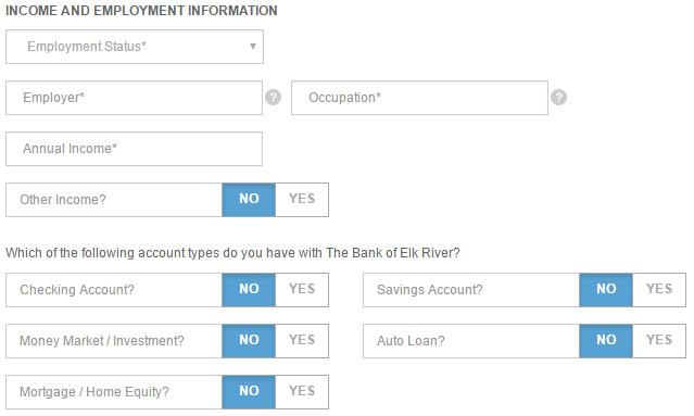 Rivers casino credit application