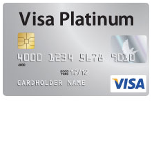 First Federal Bank Visa Rewards Platinum Credit Card