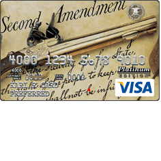 NRA Platinum Visa Credit Card