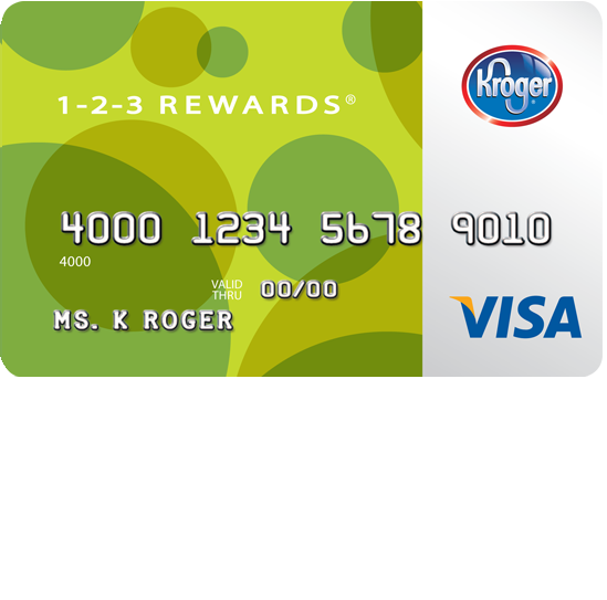 1-2-3 Rewards Visa Credit Card