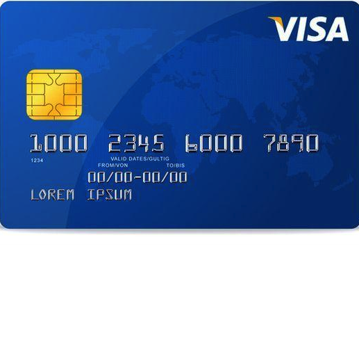 Jeff Bank Secured Visa Card