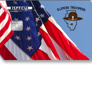 Illinois Troopers Lodge #41 Visa Platinum Credit Card