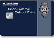 Illinois Fraternal Order of Police Visa Platinum Credit Card