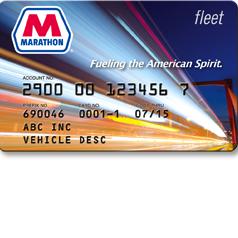 Marathon Fleet Card