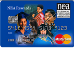 NEA Credit Card With Rewards