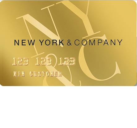 NY&C Rewards Credit Card