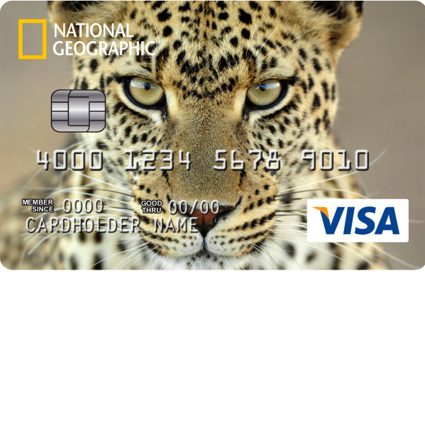 National Geographic Visa Card