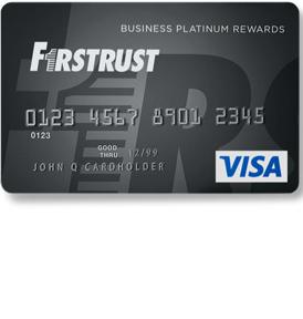 Firstrust Business Platinum Rewards Visa Credit Card Login | Make a Payment