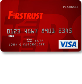 Firstrust Platinum Visa Credit Card