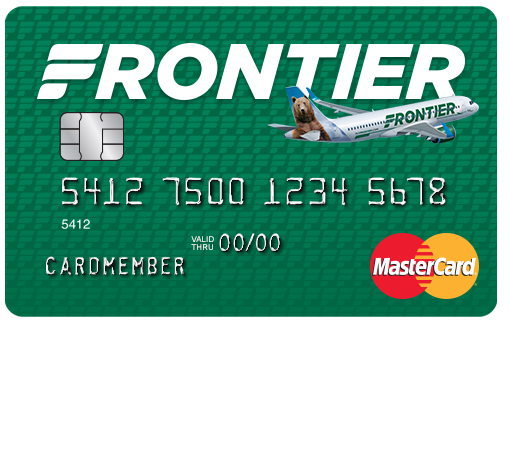 Frontier Airlines No Annual Fee World Mastercard