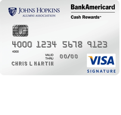 How to Apply for the John Hopkins Alumni Cash Rewards Visa Credit Card