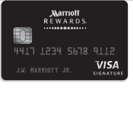 Marriott Rewards Premier Business Credit Card