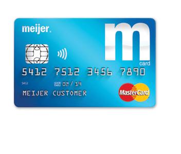 Meijer MasterCard