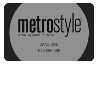 How to Apply for the Metrostyle Credit Card