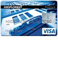 MidFlorida Visa Platinum Credit Card