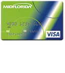 MidFlorida Visa Signature Credit Card