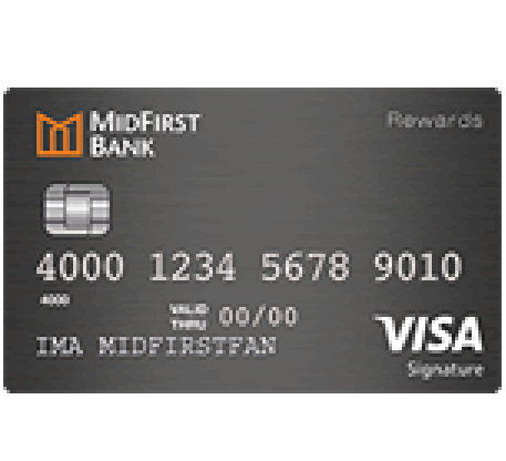 MidFirst Bank Rewards Credit Card Login | Make a Payment