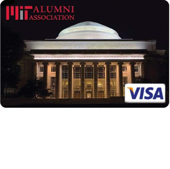 MIT Alumni Visa Rewards Credit Card