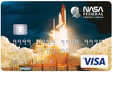 NASA Federal Platinum Cash Rewards Credit Card