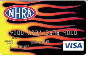 National Hot Rod Association Credit Card