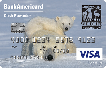 National Wildlife Federation Credit Card
