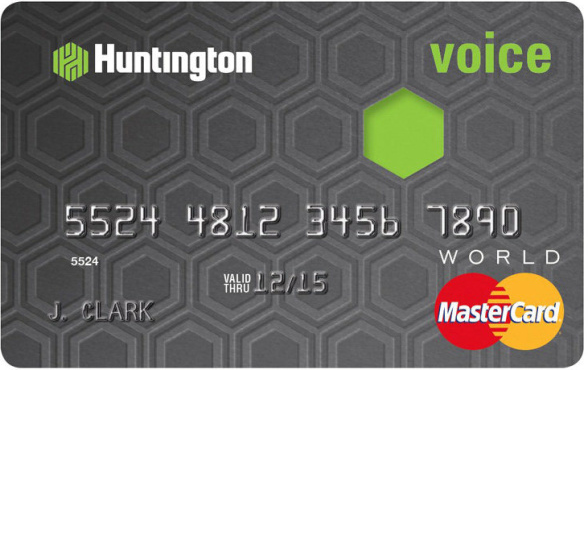 Ohio State University Alumni Voice Rewards Credit Card