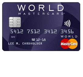Patelco Credit Union Points Rewards World MasterCard