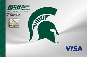 Michigan State University Spartan Credit Card