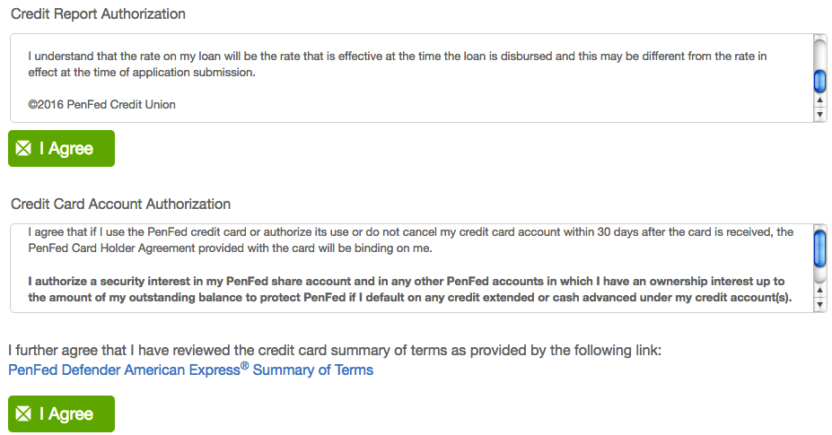 How to Apply for the PenFed Defender American Express Card