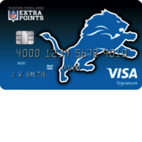 Detroit Lions Extra Points Credit Card Login | Make a Payment