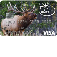The RMEF Rewards Visa Card