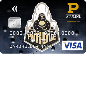 Purdue Federal Visa Student Credit Card