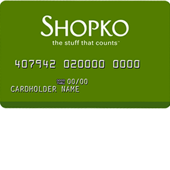 Shopko Credit Card