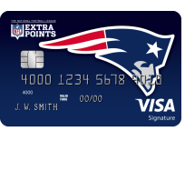 New England Patriots Extra Points Credit Card Login | Make a Payment