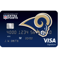 How to Apply for the Los Angeles Rams Extra Points Credit Card