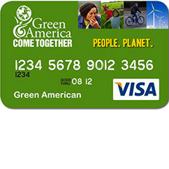 Green America Credit Card