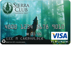 How to Apply for the Sierra Club Credit Card