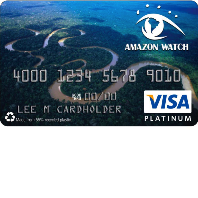 Amazon Watch Credit Card