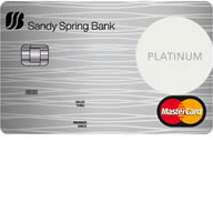Sandy Spring Bank Complete Rewards Card