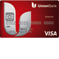 Union Bank Rewards Visa Card