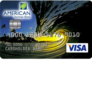 American Savings Bank Complete Rewards Visa Card