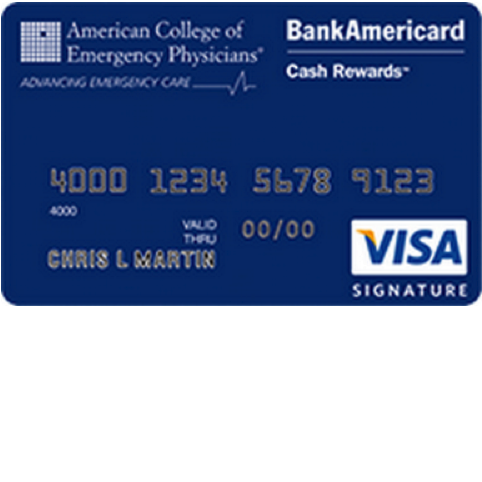 How to Apply for the ACEP BankAmericard Cash Rewards Visa Credit Card